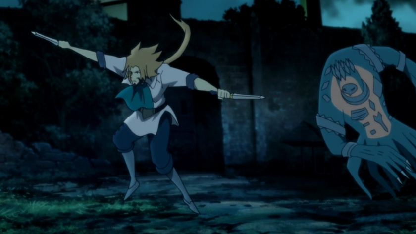Garo - The Animation - 2102