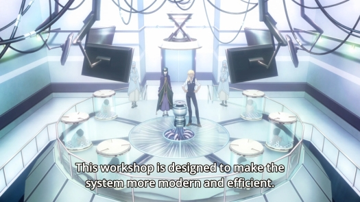 Fate Stay Night - Unlimited Blade Works - 1403