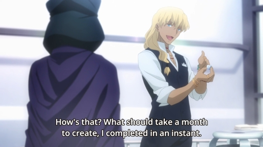 Fate Stay Night - Unlimited Blade Works - 1404