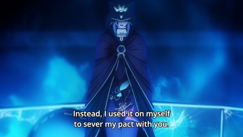 Fate Stay Night - Unlimited Blade Works - 1408