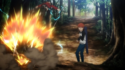 Fate Stay Night - Unlimited Blade Works - 1410