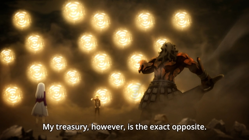 Fate Stay Night - Unlimited Blade Works - 1501