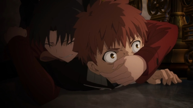 Fate Stay Night - Unlimited Blade Works - 1517