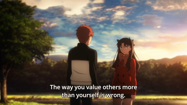 Fate Stay Night - Unlimited Blade Works - 1604