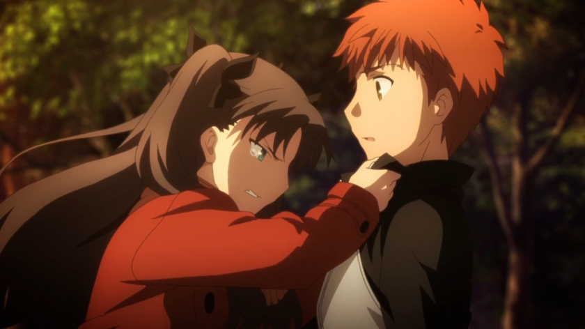 Fate Stay Night - Unlimited Blade Works - 1609