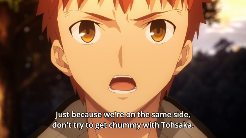 Fate Stay Night - Unlimited Blade Works - 1616