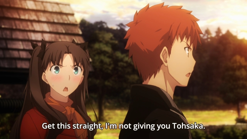 Fate Stay Night - Unlimited Blade Works - 1618