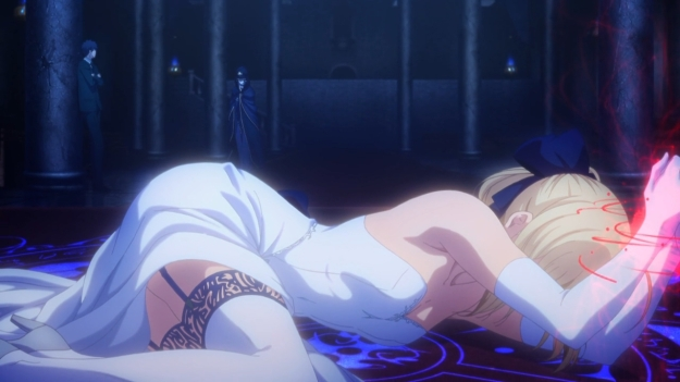Fate Stay Night - Unlimited Blade Works - 1704