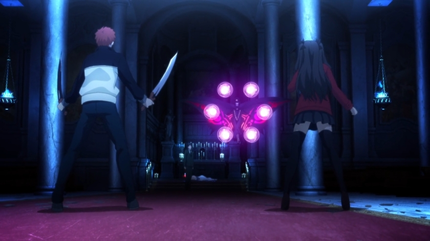 Fate Stay Night - Unlimited Blade Works - 1708
