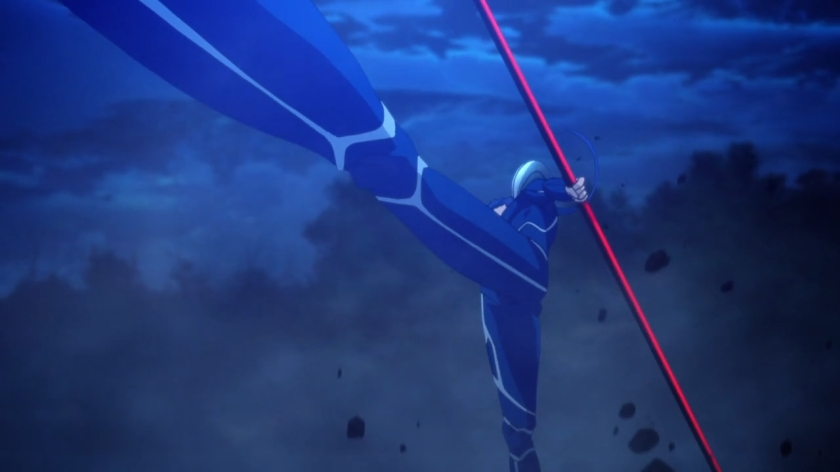 Fate Stay Night - Unlimited Blade Works - 1709