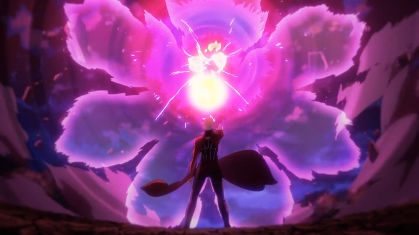Fate Stay Night - Unlimited Blade Works - 1711