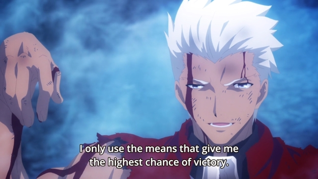 Fate Stay Night - Unlimited Blade Works - 1713