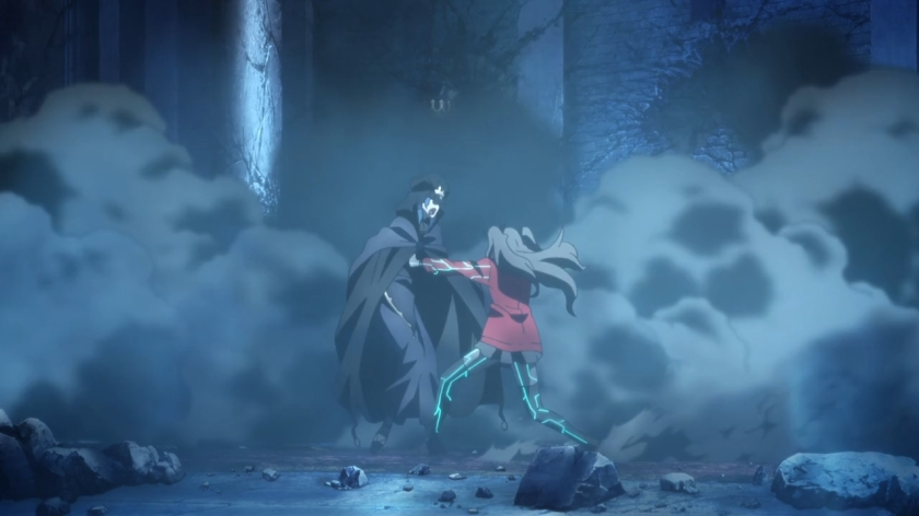 Fate Stay Night - Unlimited Blade Works - 1714