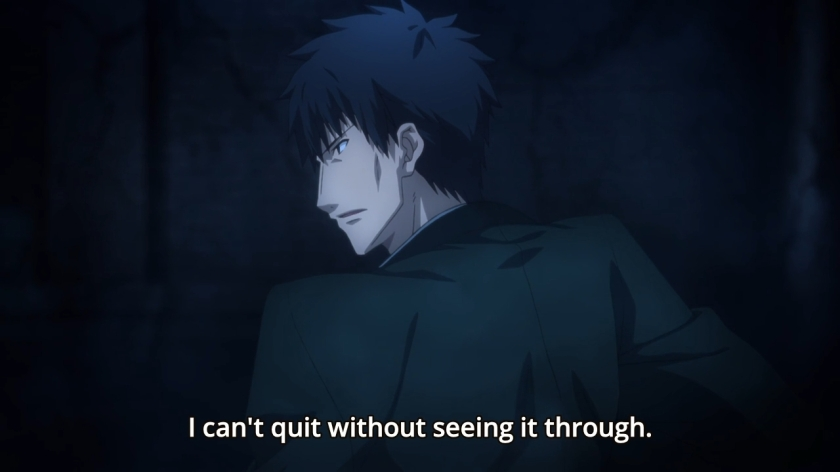 Fate Stay Night - Unlimited Blade Works - 1718