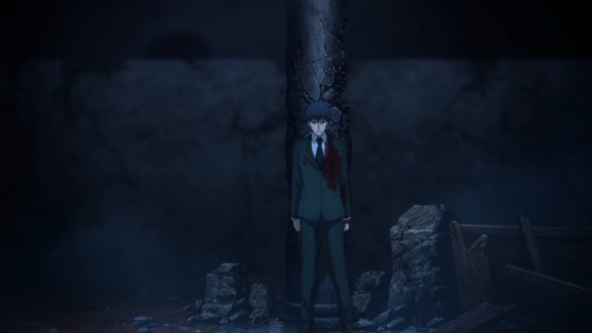 Fate Stay Night - Unlimited Blade Works - 1719