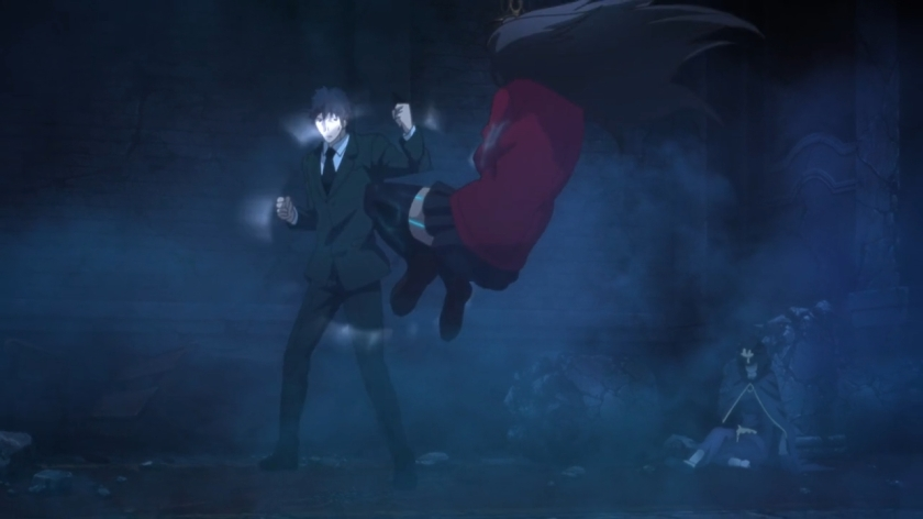 Fate Stay Night - Unlimited Blade Works - 1721