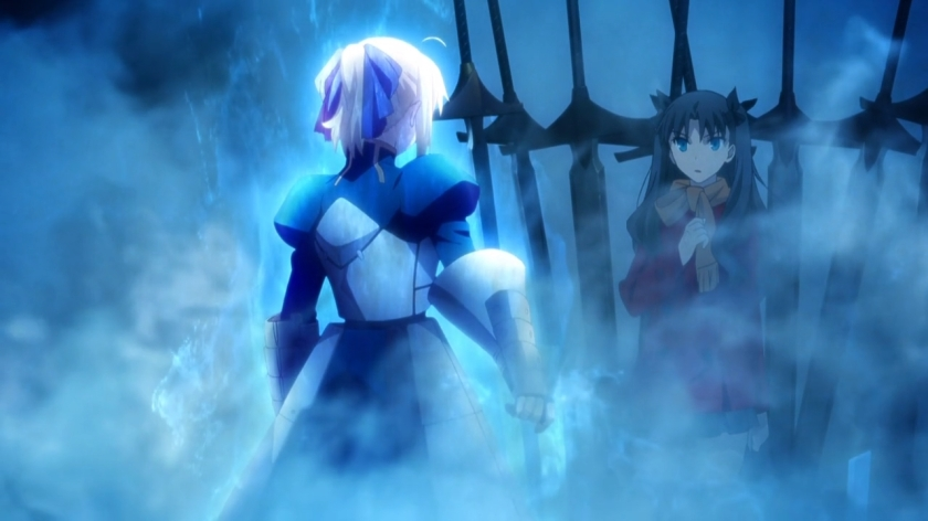 Fate Stay Night - Unlimited Blade Works - 1802