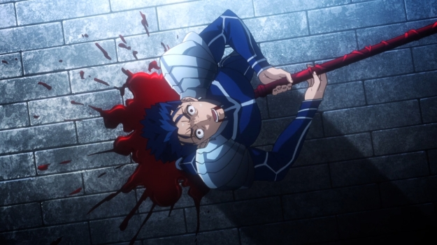 Fate Stay Night - Unlimited Blade Works - 1917