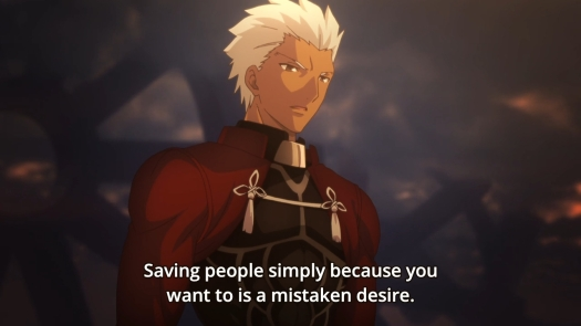 Fate Stay Night - Unlimited Blade Works - 2017