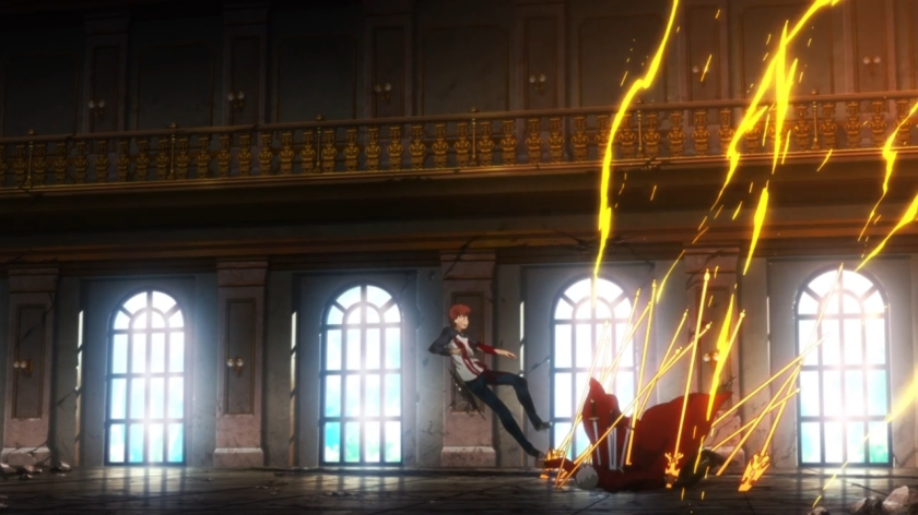 Fate Stay Night - Unlimited Blade Works - 2109