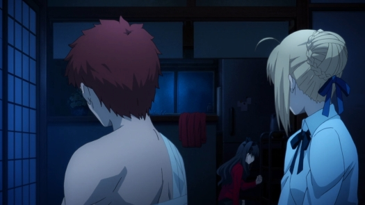 Fate Stay Night - Unlimited Blade Works - 2136