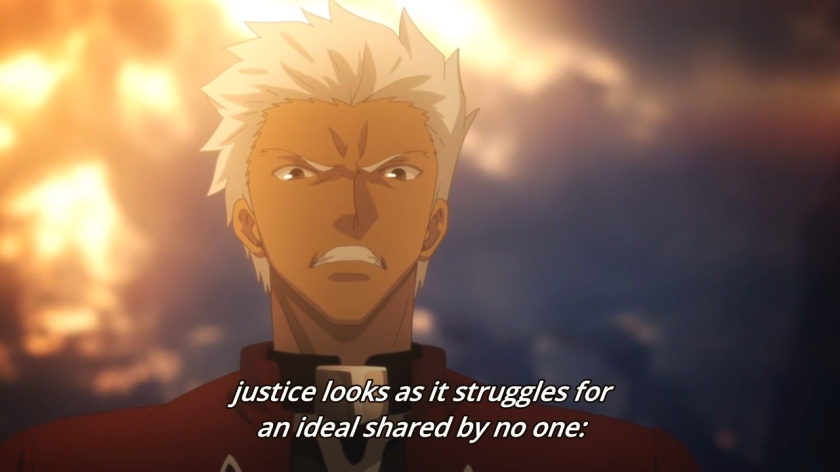 Fate Stay Night - Unlimited Blade Works - 2137
