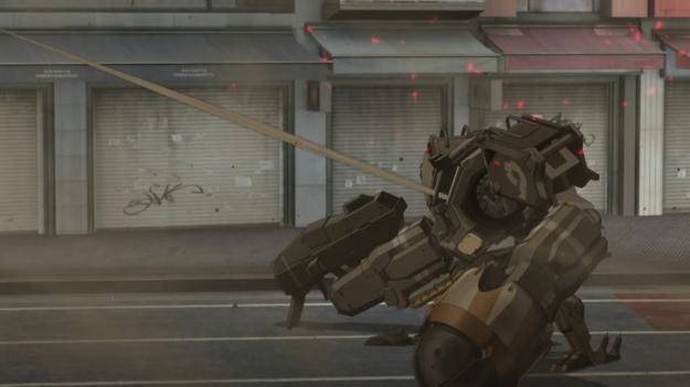 Gunslinger Stratos - 0806
