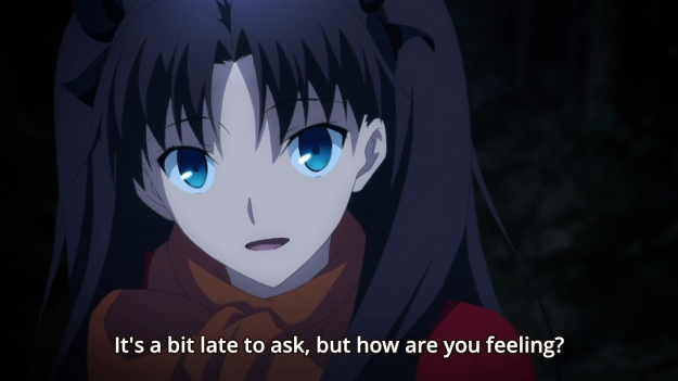Fate Stay Night - Unlimited Blade Works - 2301