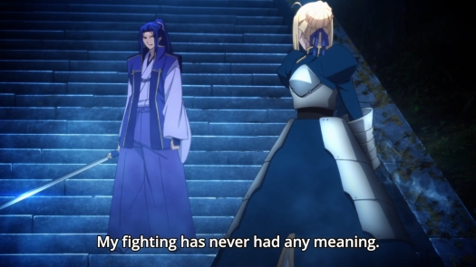Fate Stay Night - Unlimited Blade Works - 2309