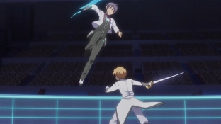Gakusen Toshi Asterisk 2nd Season - 0601