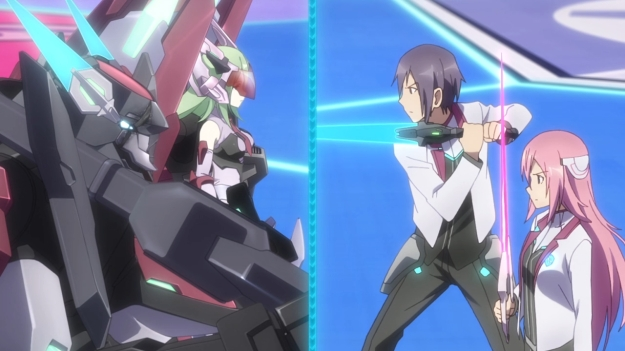 Gakusen Toshi Asterisk 2nd Season - 0801