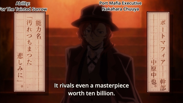 Bungou Stray Dogs - 0930