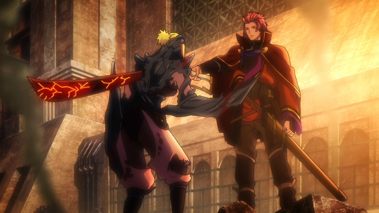 Kabaneri Of The Iron Fortress Staffel 2