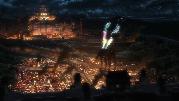 Kabaneri of the Iron Fortress - 1151