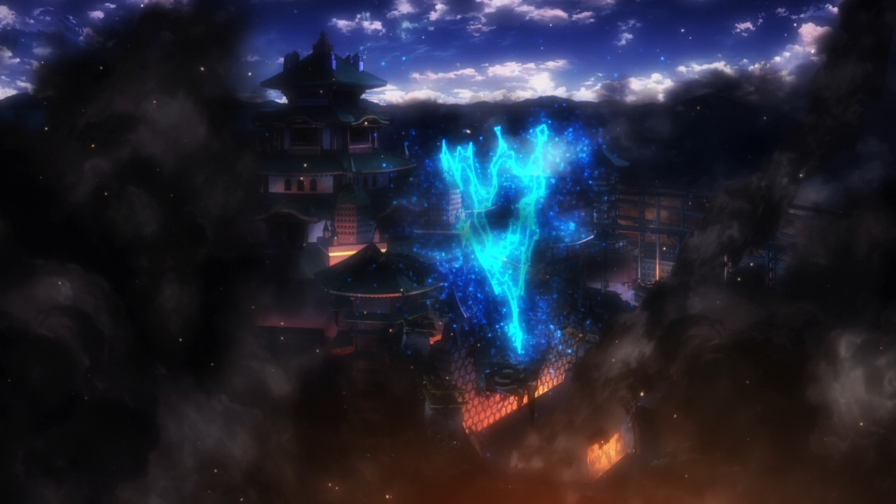 Kabaneri Of The Iron Fortress Ep 12 Finale Dreams Of