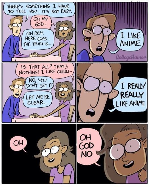 i like anime