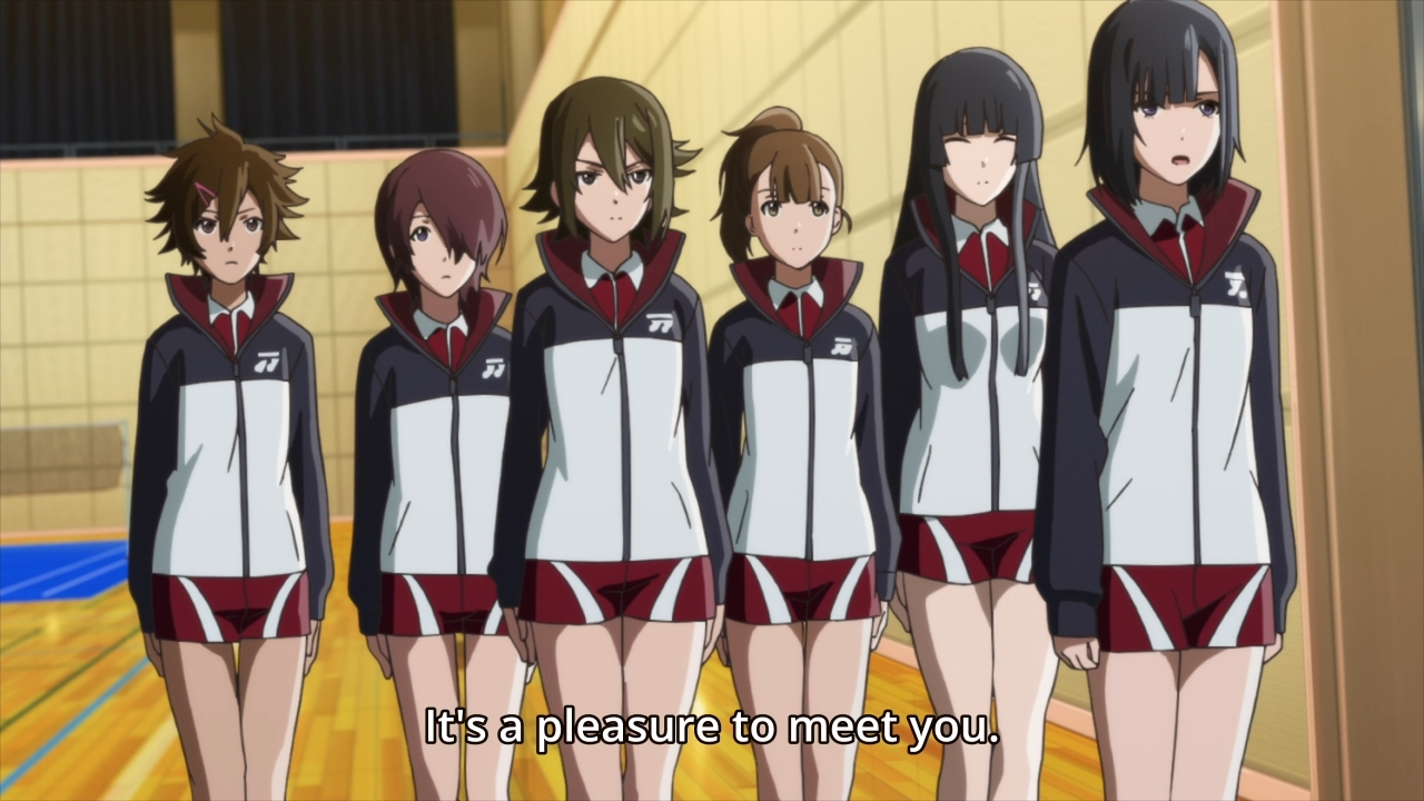 Hanebado! Ep  4: One bully after another – Moe Sucks