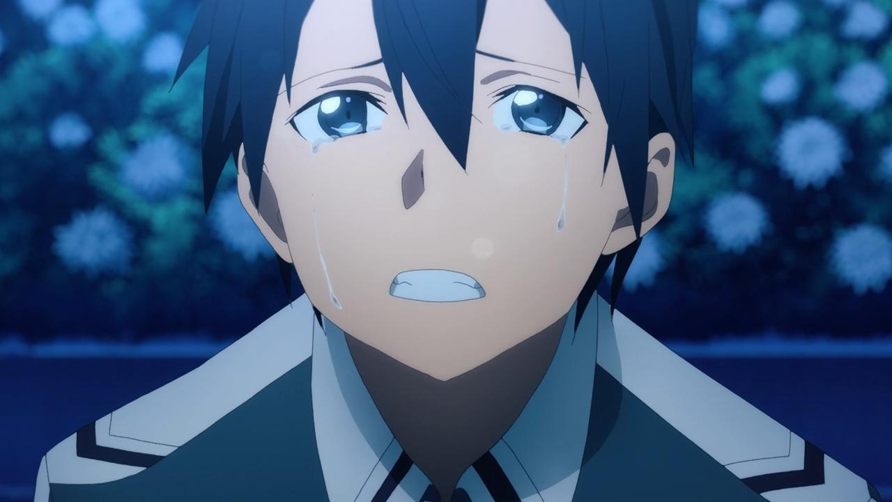 Alicization Ep. 8: Kirito In Tears