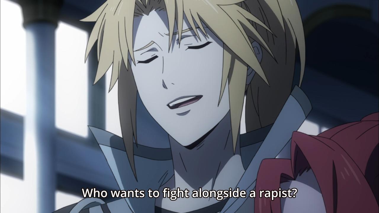 Tate no yuusha no nariagari episode 2